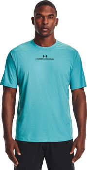 Under Armour Coolswitch t-shirt Heren Blauw