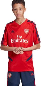 ADIDAS Arsenal FC training shirt Jongens Rood