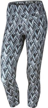 Nike Power Legend Training Crop tight Dames Zwart