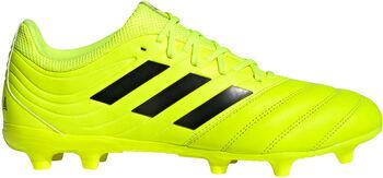 adidas Copa 19.3 FG voetbalschoenen Heren Geel
