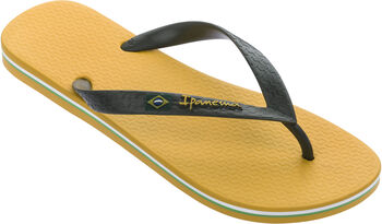Ipanema Classic Brasil slippers Heren Geel