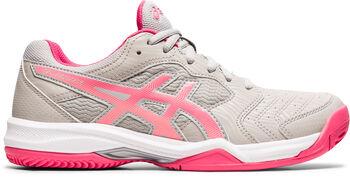 ASICS GEL-Dedicate 6 Clay tennisschoenen Dames Grijs