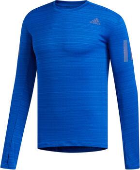 adidas Rise Up N Run longsleeve Heren Blauw