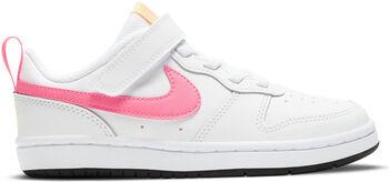 Nike Court Borough Low 2 kids sneakers  Jongens Wit