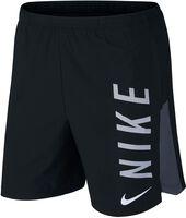 Nike Flex Challenger Running short Heren Zwart