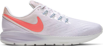 Nike Air Zoom Structure 22 hardloopschoenen Dames Rood