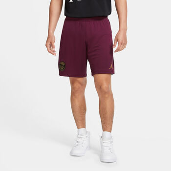 Nike Paris Saint-Germain Stadium Derde short Heren Rood