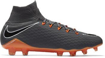 Nike Hypervenom Phantom 3 Pro Dynamic Fit FG voetbalschoenen Zwart