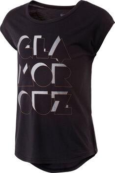 ENERGETICS Garibella II jr shirt Meisjes Zwart