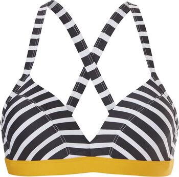 Tweka Padded bikinitop Dames Zwart