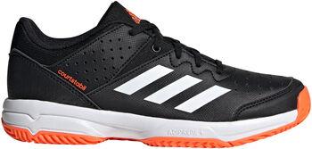 adidas Court Stabil Schoenen Jongens Zwart