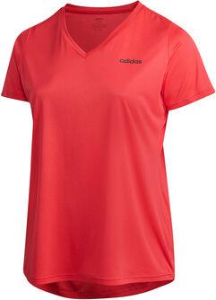 Designed 2 Move T-shirt (Grote Maat)