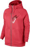 Nike Sportswear Rally hoodie Dames Oranje