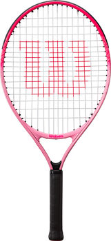 Wilson Burn Pink 23 kids tennisracket Roze