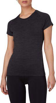 ENERGETICS Eevi II shirt Dames Zwart