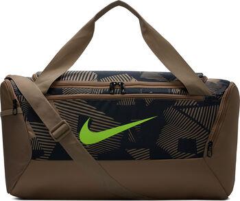 Nike Brasilia Duffel tas Bruin