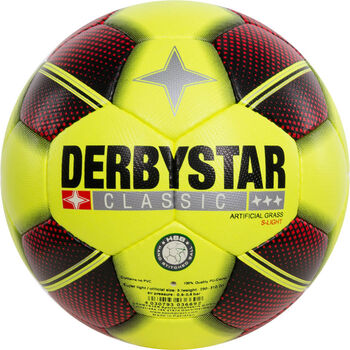 Derbystar Classic Super Light Kunstgras voetbal Geel