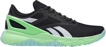 Reebok NanoFlex TR fitness schoenen Heren Groen