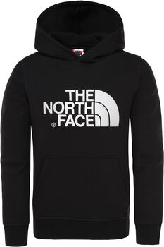 The North Face Drew Peak hoodie Jongens Zwart