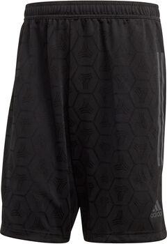 adidas TAN Jacquard short Heren Zwart