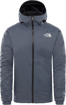 The North Face Quest Insulated jack Heren Grijs