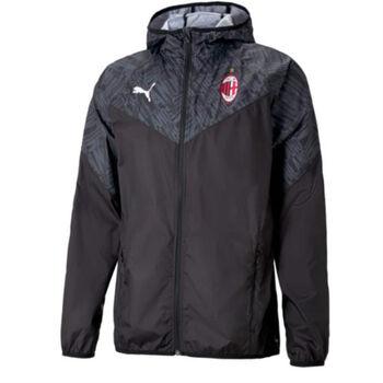 Puma AC Milan Warming-Up jack Heren Zwart