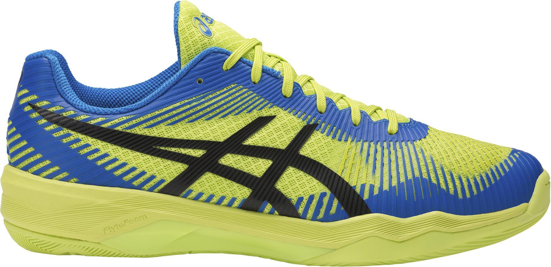 nieuwe asics volleybalschoenen