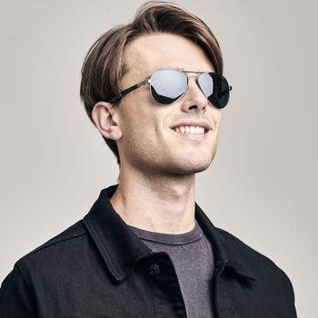 Sinner Santos zonnebril Grijs