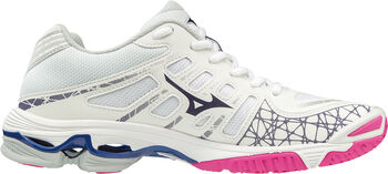 Mizuno Wave Voltage volleybalschoenen Dames Wit