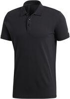 Adidas Essentials Basic Poloshirt Heren Zwart