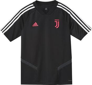 ADIDAS Juventus jr training top 2019-2020 Jongens Zwart