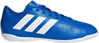 adidas Nemeziz Tango 18.4 jr zaalvoetbalschoenen Blauw