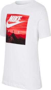 Nike Air Big shirt Wit
