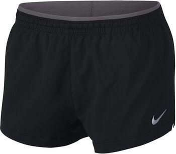 "Nike Elevate 3"" short Dames Zwart"