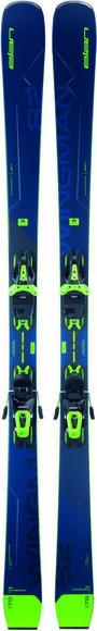 Wingman 82 Ti Power Shift ski