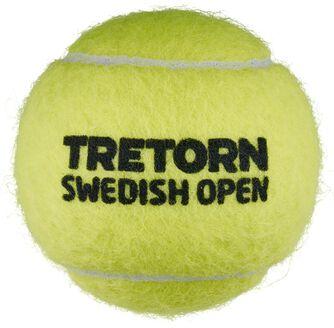 Swedish Open 4-tube tennisballen