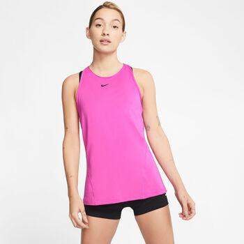 Nike Pro shirt Dames Rood