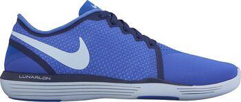 Nike Lunar Sculpt fitness schoenen Dames Blauw
