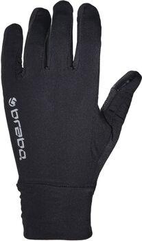 Brabo Tech handschoenen Zwart