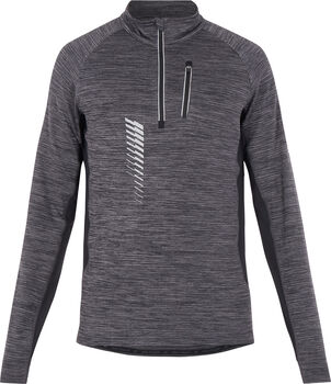 PRO TOUCH William longsleeve Heren Zwart