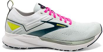 Brooks Ricochet 3 hardloopschoenen Dames Grijs