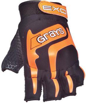 Grays Exo hockeyhandschoen Heren Zwart