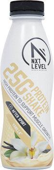 NXT Level Proteïne Shake vanille 330 ml Wit