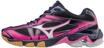Mizuno Wave Bolt 6 indoorschoenen Dames Blauw
