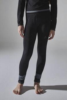Craft Fuseknit Comfort broek Meisjes Zwart