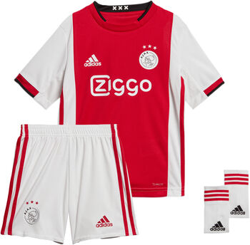 ADIDAS Ajax Home Mini Kit Jongens Rood