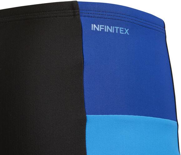 Infinitex Colorblocking jr zwembroek