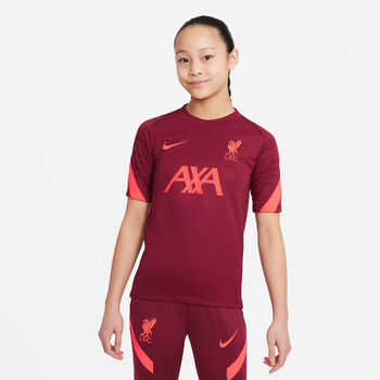 Nike Liverpool FC Strike kids top 21/22 Rood