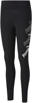Puma Amplified legging Dames Zwart