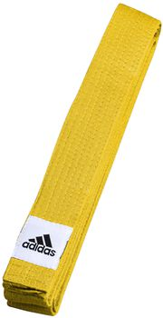 ADIDAS BOXING Club 260cm gele budoband Heren Geel